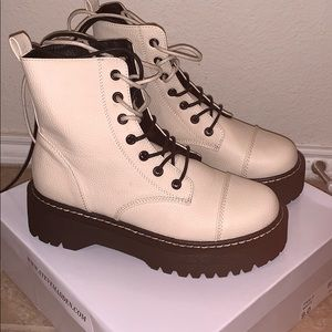 c53dcbc32d0a ... Brand New Steve Madden Learher Boots ...